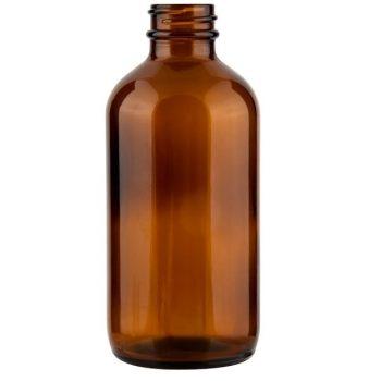 250ml amber glass bottle