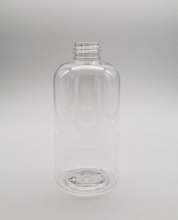 250ML PET Plastic Bottle 24/410 Neck